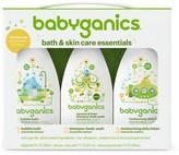 BabyGanics Bath Time Regimen Kit