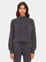 NSF Cleo Mock Neck Sweatshirt