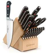 Wusthof Classic 20-Piece Knife Block Set