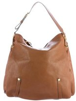Jimmy Choo Textured Leather Hobo