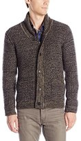 Scotch & Soda Men's Chunky Knitted Cardigan
