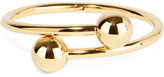 J.W.Anderson Gold-plated Cuff - one size
