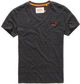 Superdry Orange Label Vintage Embroidered V-neck T-shirt