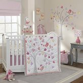 Lambs & Ivy Love Song 4-Piece Crib Bedding Set by