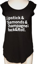 Betsey Johnson Rock And Roll Tee