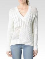 Paige Brielle Sweater - White