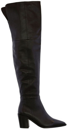 Tony Bianco Stefani Black Como Long Boots