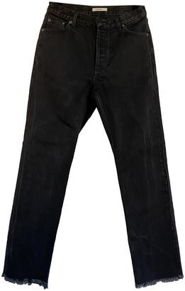 Celine Black Denim - Jeans Jeans