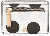 Kate Landry Cabana Dotted Small Credit Card Organizer