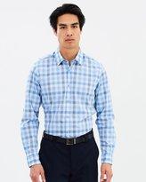 BOSS Lukas Regular Fit Cotton Shirt