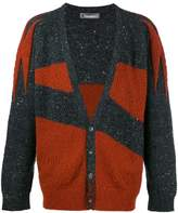 ISSEY MIYAKE PRE-OWNED chunky knit cardigan