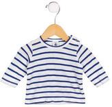 Petit Bateau Boys' Striped Long Sleeve T-Shirt