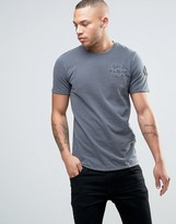 Jack and Jones Vintage T-Shirt with Patches