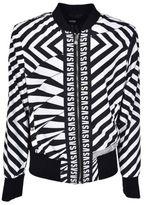 Versus Asymmetric Stripe Jacket