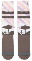 Stance Men's 'Star Wars(TM) - Bespin' Combed Cotton Blend Socks