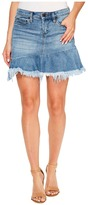 Blank NYC Denim Ruffle Mini Skirt in Fancy That Women's Skirt