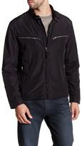 Cole Haan Packable Moto Camo Jacket