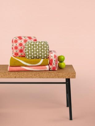 Orla Kiely Apple Double Wash Bag Set
