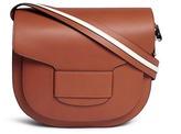 Tory Burch 'Modern Buckle' leather saddle bag