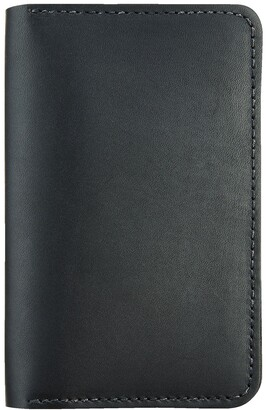 Red Wing Shoes Leather Passport Wallet in Black