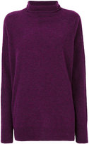 Christian Wijnants Kim jumper - women - Polyamide/Virgin Wool - S