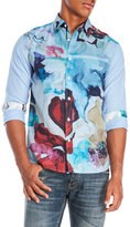 Desigual Woven Watercolor Shirt