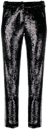 Balmain Sequinned Trousers