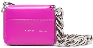 Kara Bike mini wallet bag
