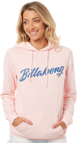 Billabong Forever Hooded Pullover Pink