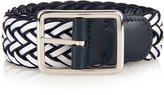 Andersons ANDERSON'S Reversible woven cotton belt