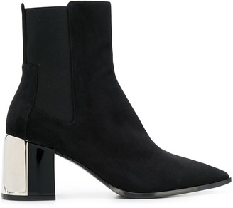 Casadei Nico ankle boots