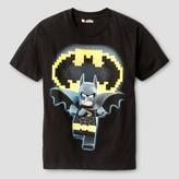 Boys' LEGO® Batman Movie Graphic T-Shirt - Black