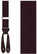 Trafalgar Men's 'Donegal' Wool Blend Suspenders