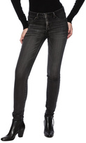 Tribal Jeans Black Distressed Jean