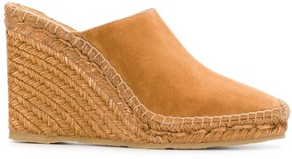 Jimmy Choo Dalisay 110 wedge espadrilles