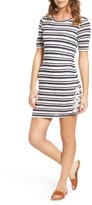 Splendid Women's Topsail Stripe Body-Con Dress