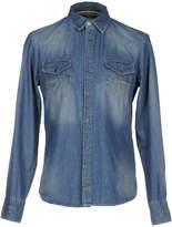 Meltin Pot Denim shirts - Item 42527155