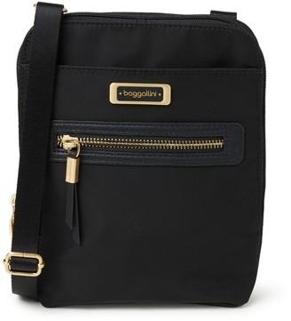 Baggallini Brooke Nylon Crossbody Bag
