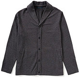 Perry Ellis Big & Tall Shawl Cardigan