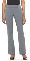 Merona Women's Bi-Stretch Twill Straight Leg Classic Pant- Curvy Fit