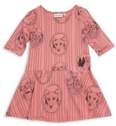 Mini Rodini Baby's, Toddler's, Little Girl's & Girl's Fox Family Dress