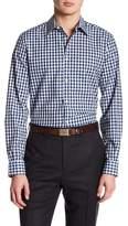 Perry Ellis Checkered Regular Fit Shirt