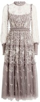 Needle & Thread Whitethorn Sequin Dress