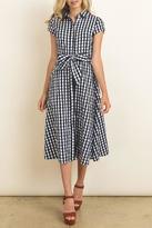 dress forum Check Shirt Dress