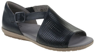 Earth Ballston Black Sandal