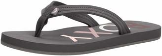 Roxy Women's Vista Logo Sandal Flip Flop