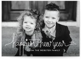 Minted Holiday Revelry Holiday Postcards