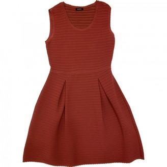Max & Co. Burgundy Dress for Women