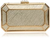 Firstsight Evening Bag Firstsight Women's New Rhinestone Hard Case Evening Bag Wedding Party Clutch Purse Wallet