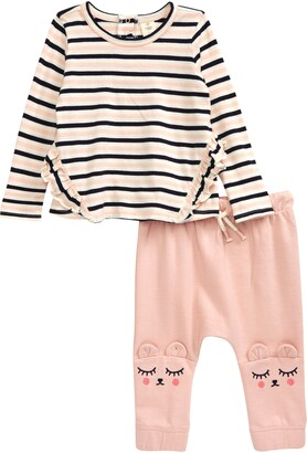 Tucker + Tate Stripe Shirt & Pants Set